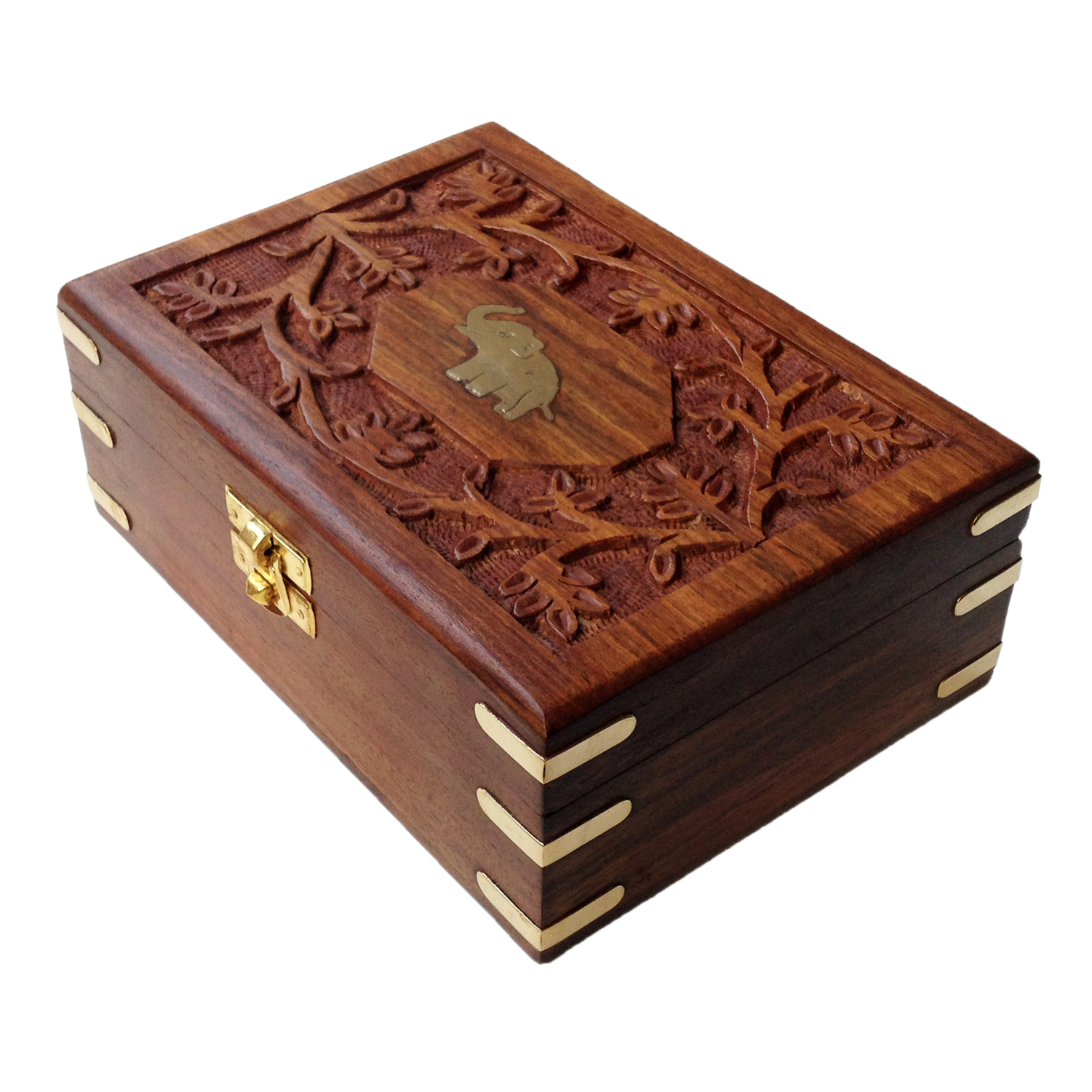 Indian Wooden Jewelry Boxes Handmade Wood Jewellery Boxes Wood