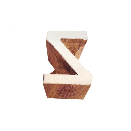 Body Tattoo Printing Stamps Alphabet Z Designs Wood Blocks
